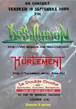 HÜRLEMENT + DESILLUSION